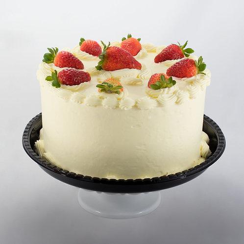 Torta sem Adição de Açúcar