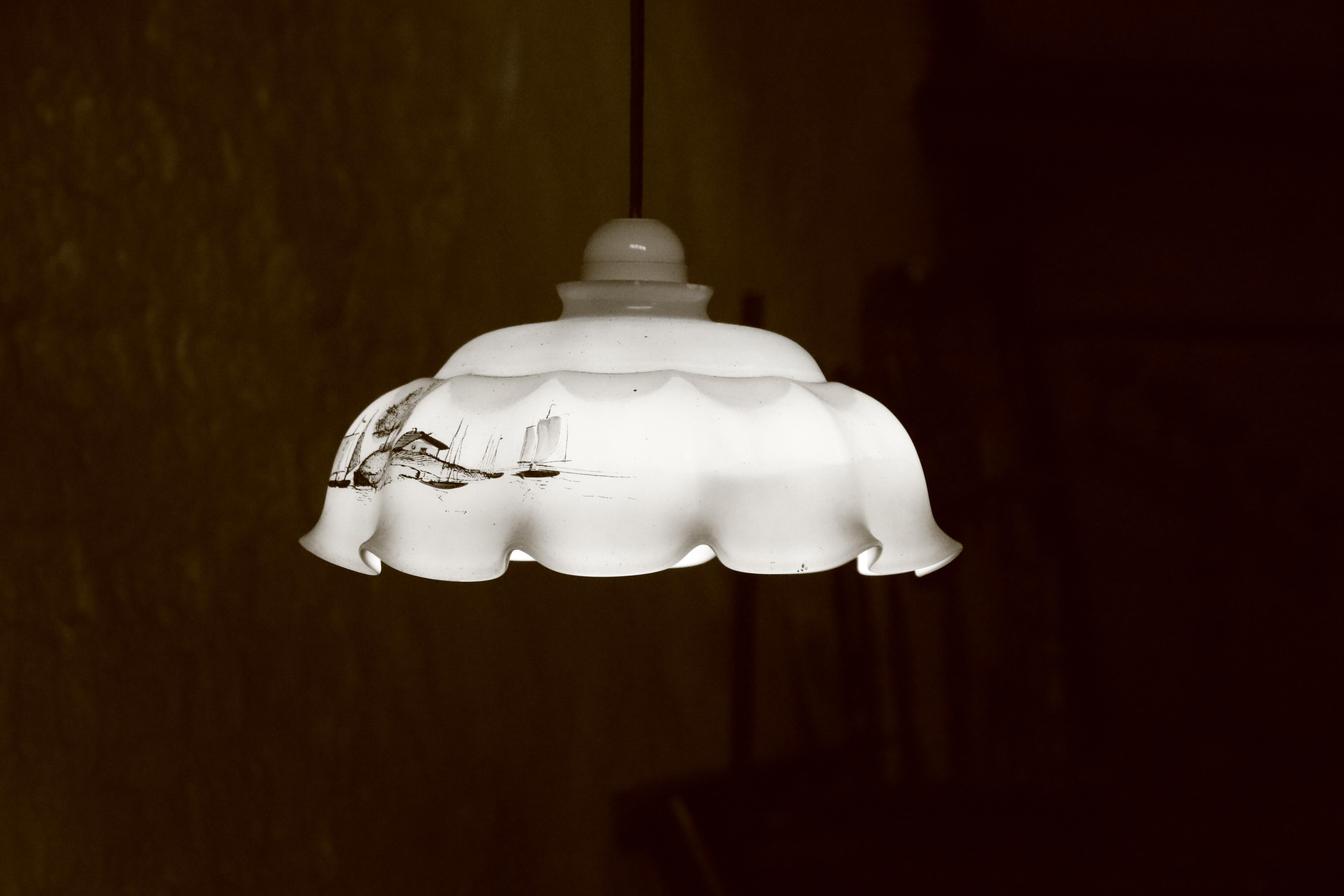 Huisje van Majutte lampje