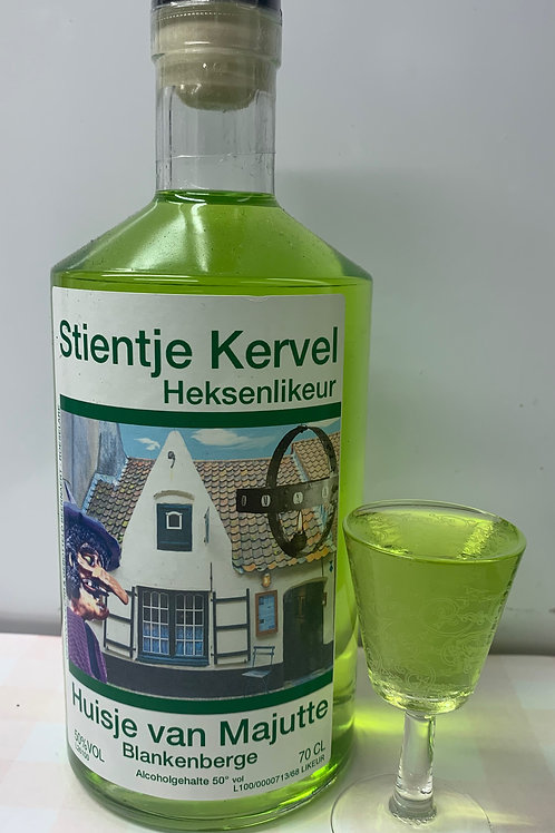 Fles Stientje Kervel