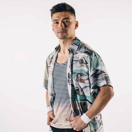 Breakdance med Bao Nguyen