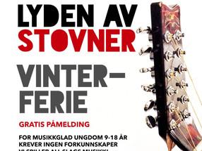 Lyden av Stovner - Musikk i vinterferien?