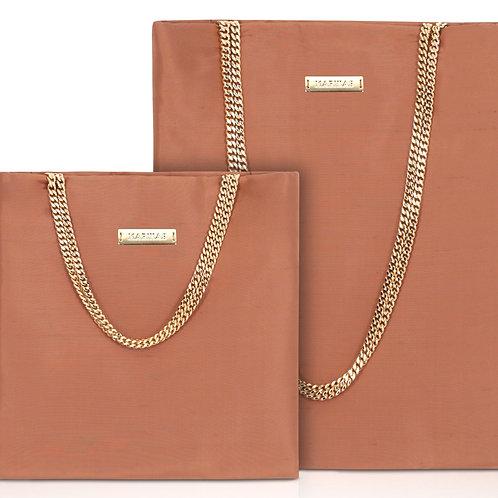 DAYYDS Bag Set - Brun