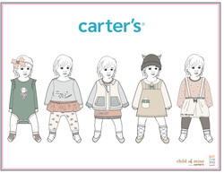 CARTER'S girl collection2