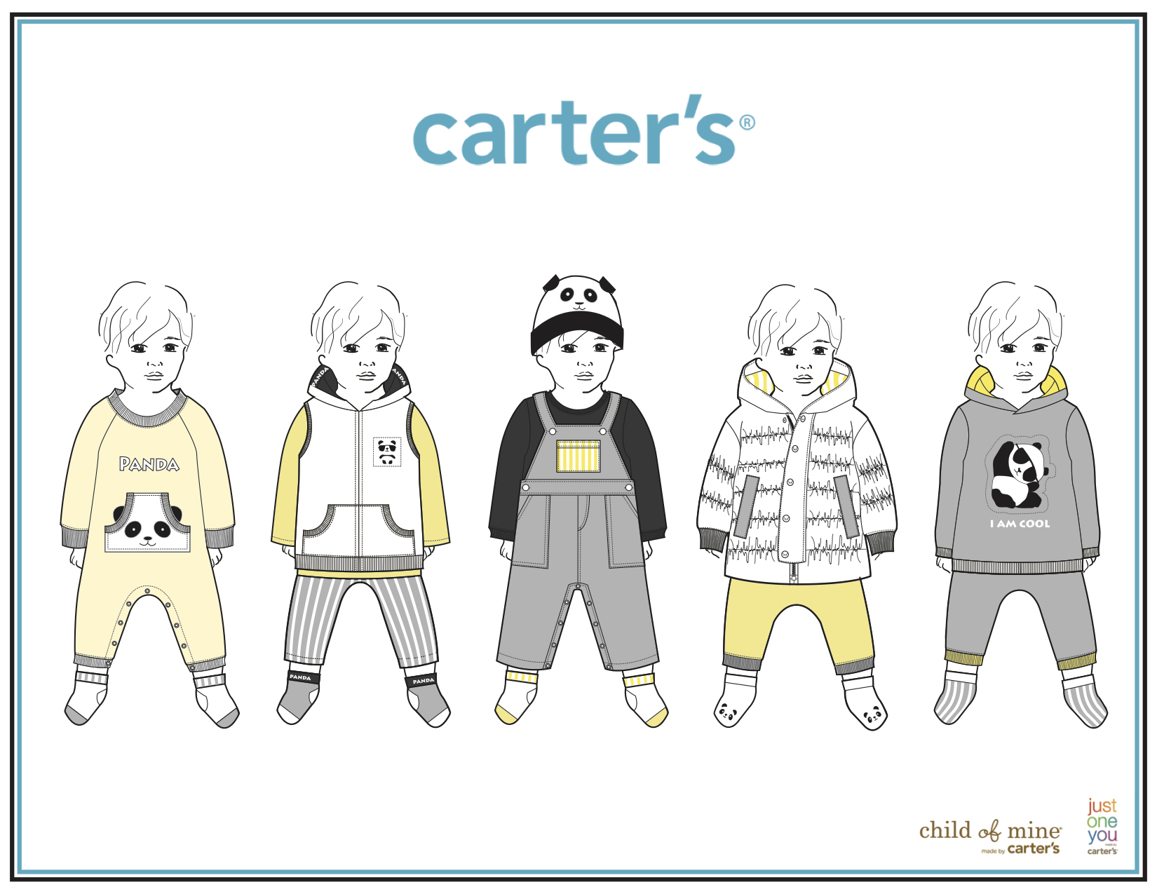 CARTER'S boy collection2