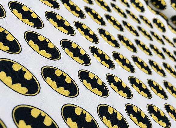 Coton - Insigne Batman  - 15€/m