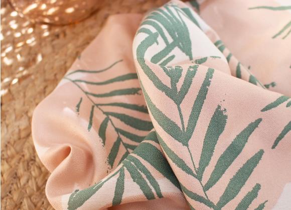 Crêpe de Viscose  Atelier Brunette - Canopy Cactus