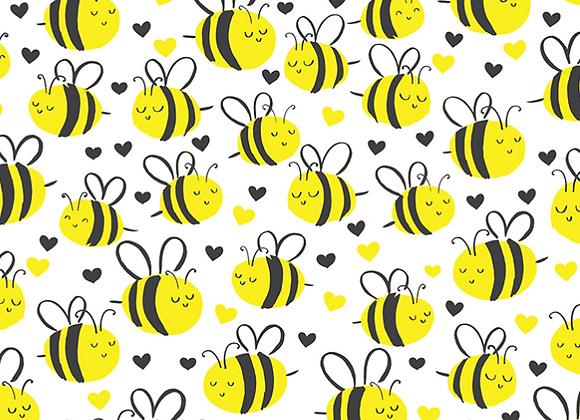 Coton -  Little Bee - 16€/m