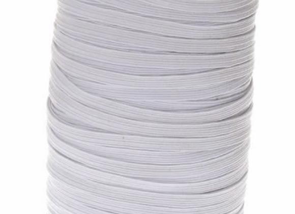 Elastique blanc - 5mm - 0,5€/m