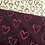 Thumbnail: Sweat - coeur rose  - 16€/m