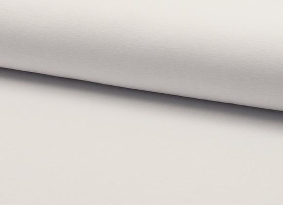 Jersey viscose - unis blanc - 10€/m