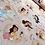 Thumbnail: Coton - Sweet Princess - Rose pâle - 15€/m