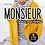 Thumbnail: Monsieur - couture pour homme 16 patrons du XS au XXL