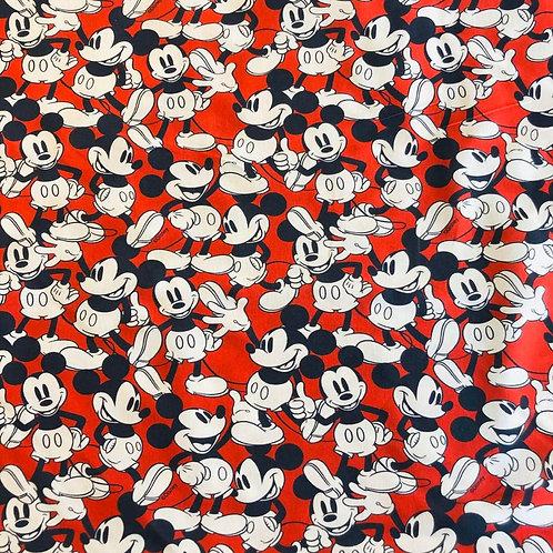 Coton -  Mickey  - 15€/m