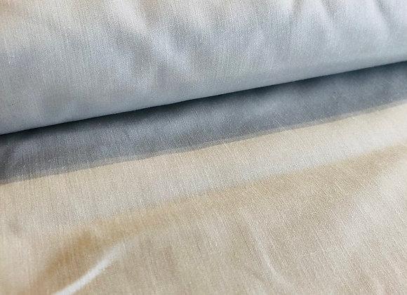 Coton unis - gris souris