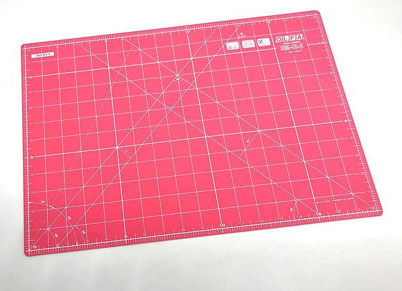 Fond de coupe OLFA - 45x30cm - fushia
