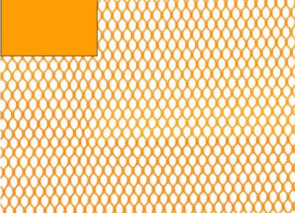 Filet / Mesh - Orange - 13,50€