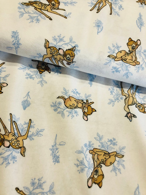 Flanelle - Bambi - 16€/m