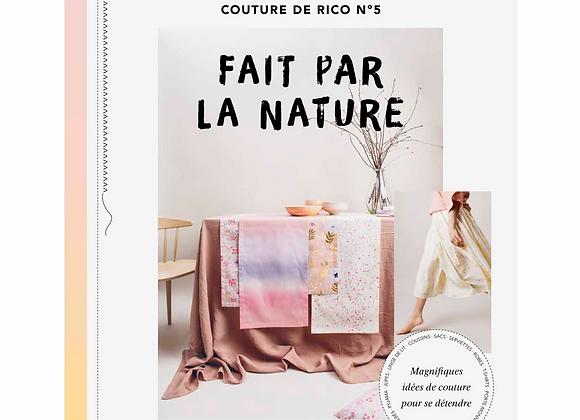 Livre de couture - Fait par nature