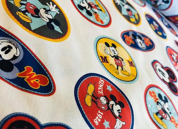 Coton -  Mickey 1928  - 15€/m