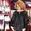 Thumbnail: Patron Blouse Femme Bardot du 34 au 50
