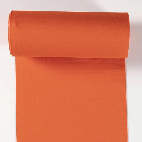 Bord côte - Tubulaire - Orange - 7,5€/m