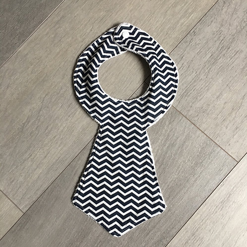 Bavoir cravate