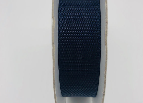 Sangle Polypropylène - 30mm - Bleu Marine