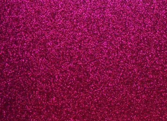 Flex Glitter - Pink