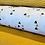 Thumbnail: Popeline de coton - trio triangle /jaune - 9€/m