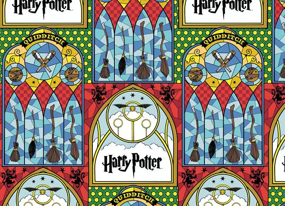 Coton - Harry Potter - Quidditch - 19,90€/m