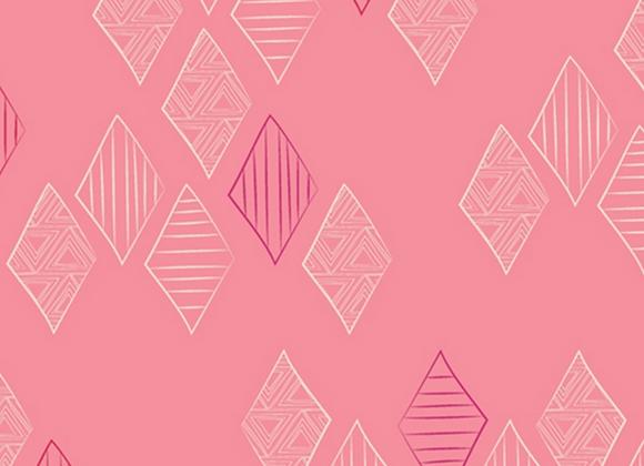 Coton - matchmade pink -  16€/m