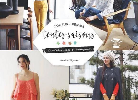 Couture femme toutes saisons - 15 modèles chics et intemporels