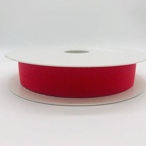 Sangle Polypropylène - 30mm - Rouge