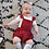 Thumbnail: Patron bébé barboteuse et culotte mixte Sugar