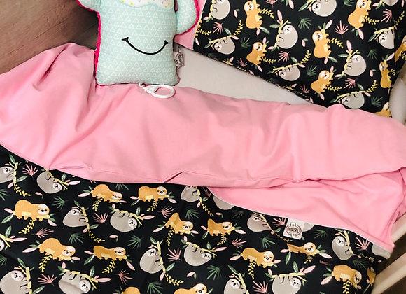 Housse de couette bébé et sa taie d'oreiller (135/100)