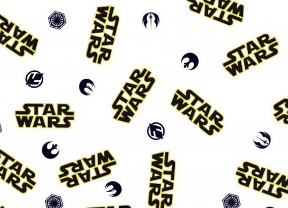 Coton - Star Wars  - 15€/m