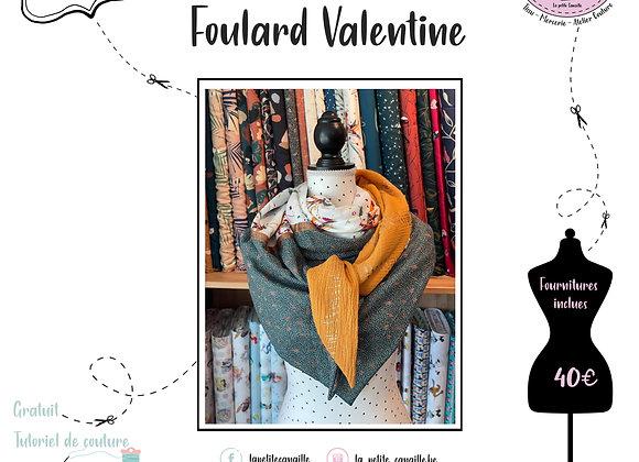 Cousette Box - Foulard Valentine