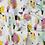 Thumbnail: Coton - Pastel Parade - Pink  - 16€/m