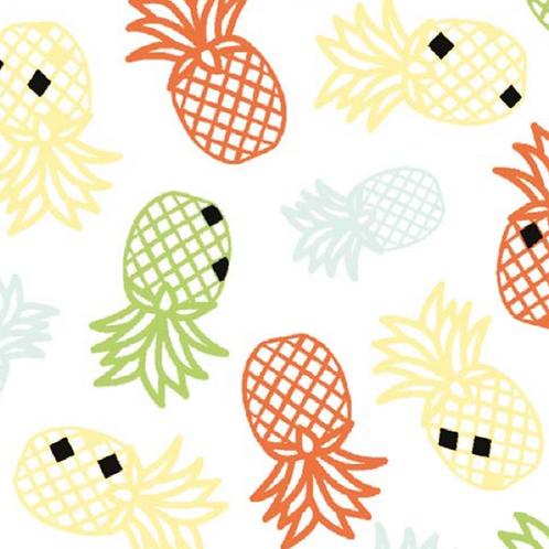 Coton - Ananas -  11€/m
