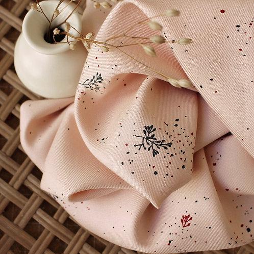 Viscose Atelier Brunette  - Twig Blush - 19,90€/m