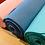 Thumbnail: Bord côte - Tubulaire - Rose Saumon - 7,5€/m