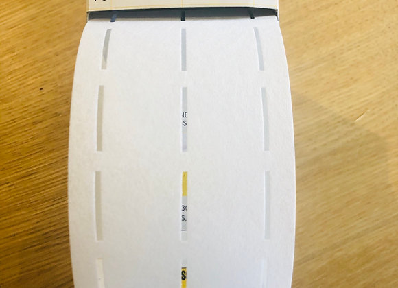 Perfobande Rigide - 8cm