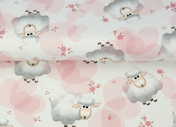 Jersey - Moutons - 14€/m