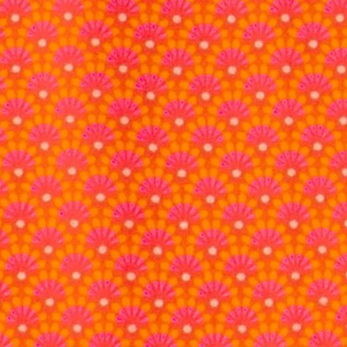 Coton - Zazen Tangerine- 19,5€/m