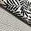 Thumbnail: Popeline de coton -Triangle  noir - 9€/m