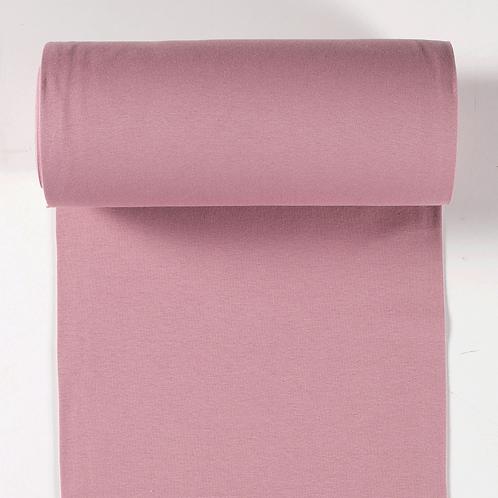 Bord côte - Tubulaire - Vieux rose - 7,5€/m