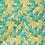 Thumbnail: Coton -  Nabali Citron- coupon 50cm/150cm