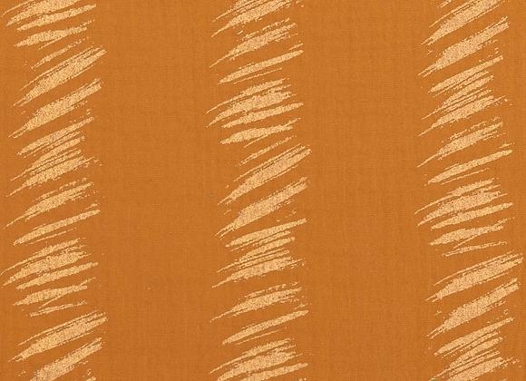 Mousseline Froissée - Moutarde Hot Foil