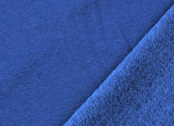 Sweat - Uni  Bleu Jeans  - 16€/m