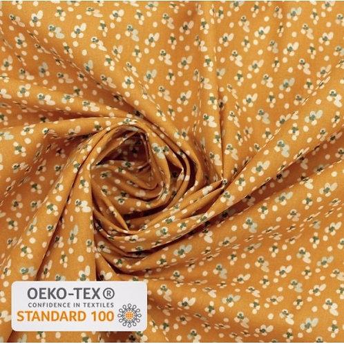 Coton - Fida Ocre Nil - 11€/m
